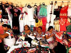 Valladolid mercato Messico