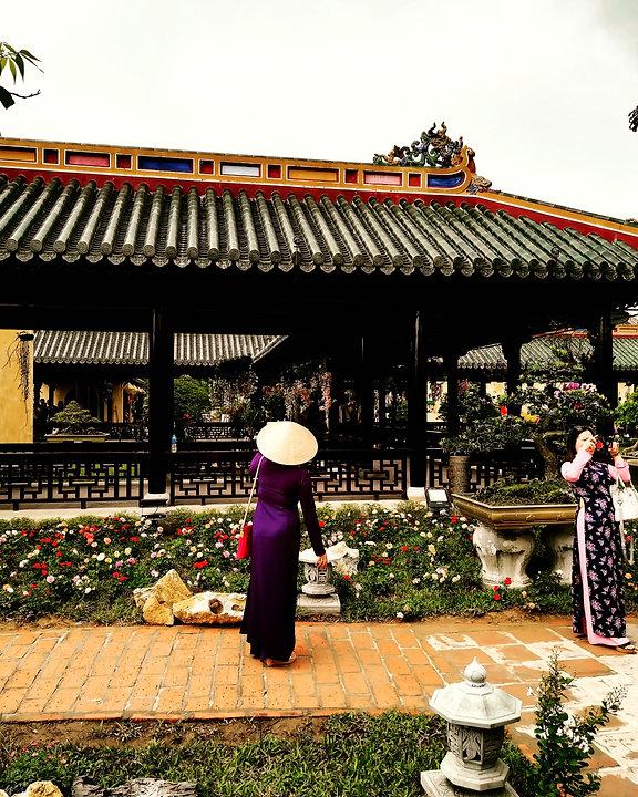 Vietnam tempio buddhista