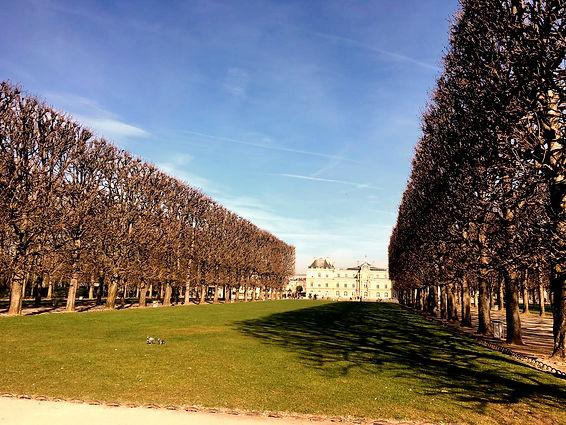 Jardin du Luxemburg Parigi