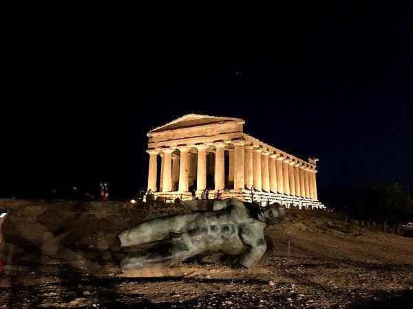 Sicilia Agrigento Valle dei Templi