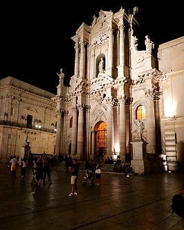 Isola di Ortigia Duomo