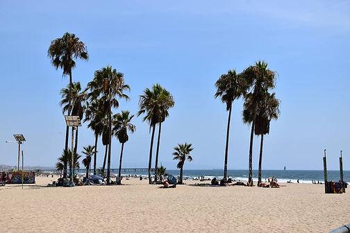 Los Angeles California Venice Beach