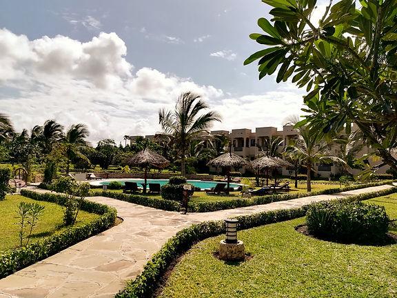 Kenya dove dormire Seven Islands Resort Watamu