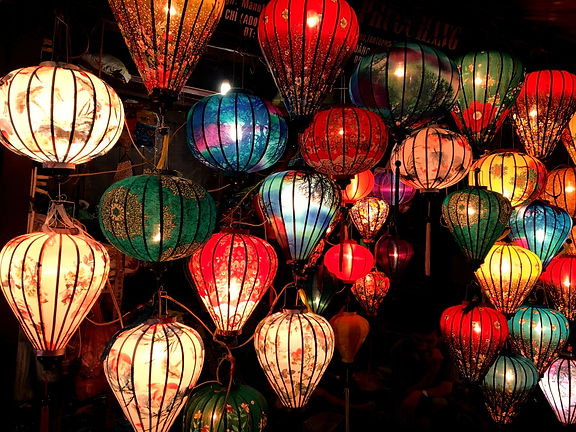Vietnam Instagram Spots lanterne Hoi An