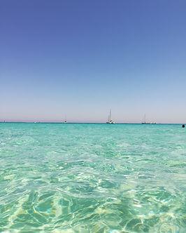 Sicilia San Vito Lo Capo mare