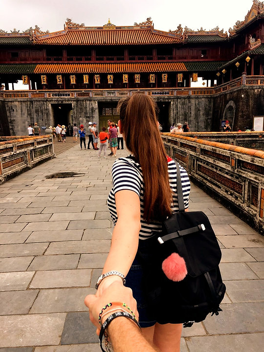 Vietnam Instagram Spots cittadella imperiale Hue