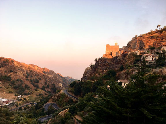 Sicilia Savoca il Padrino