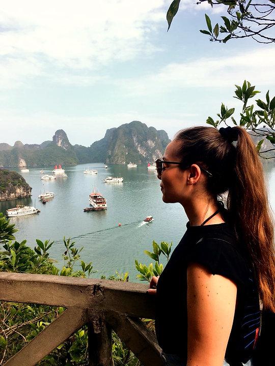 Vietnam Instagram Spots Baia di Halong