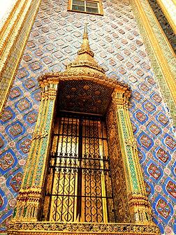 Thailandia Bangkok Tempio del Buddha di Smeraldo