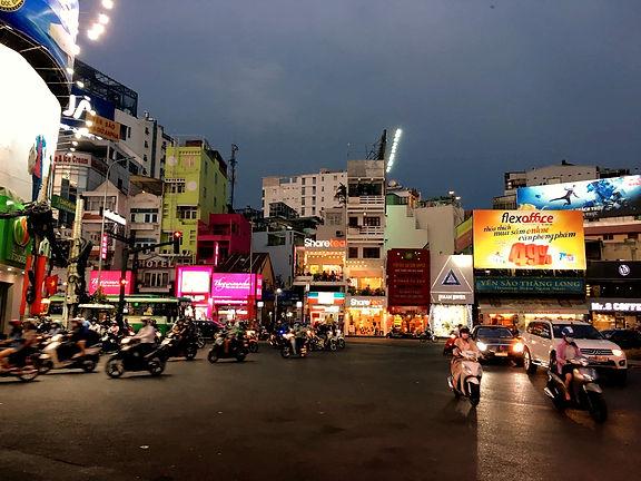 Vietnam Saigon Ho Chi Minh