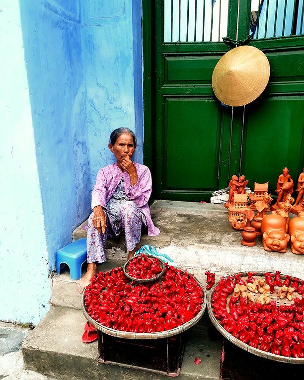 Vietnam Hoi An popolazione