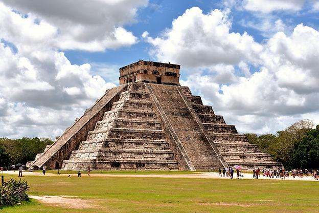 Chichén Itzà Messico