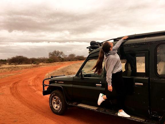 Kenya Instagram Pics jeep savana