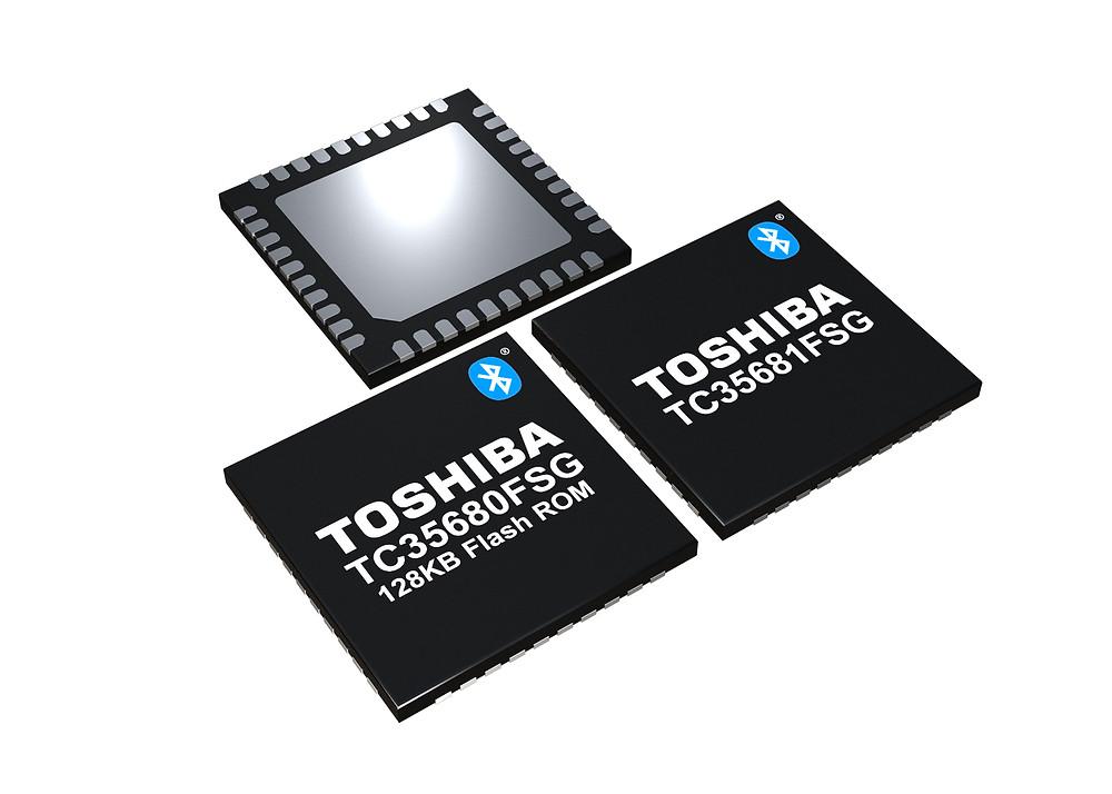 Toshiba Introduces New Bluetooth® 5.0 ICs