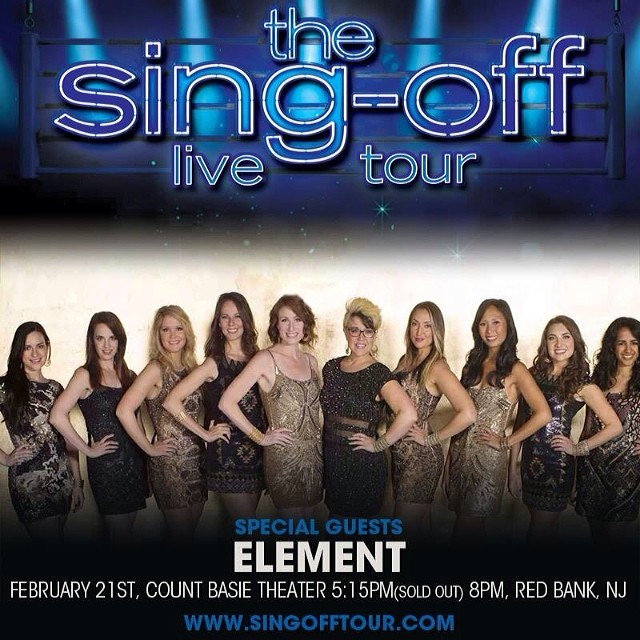 ELEMENT, The Sing OFF