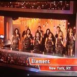 ELEMENT, NBC
