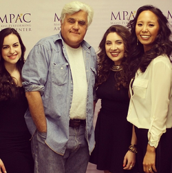 Opening For Jay Leno