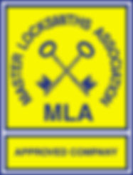 MLA, Master Locksmiiths Association means we are highly skilled and vetted.
