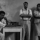 Júnior (Anderson Vieira), Toni (Marcello Crawshaw) e Ana (Martha Brito)