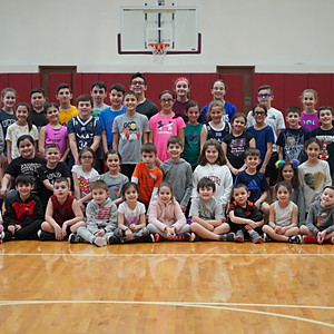 Winter Basketball Camp