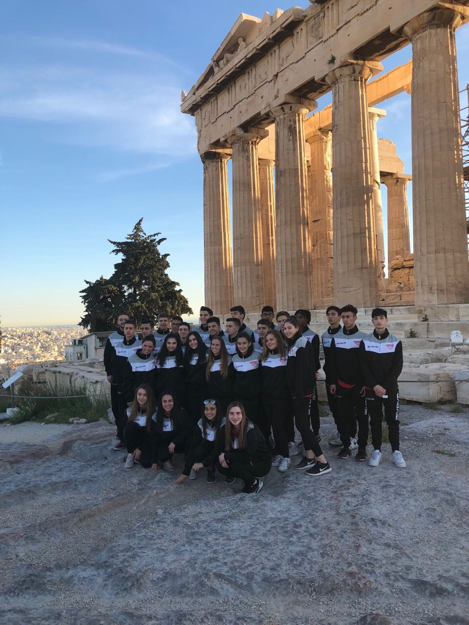 Acropolis 2018