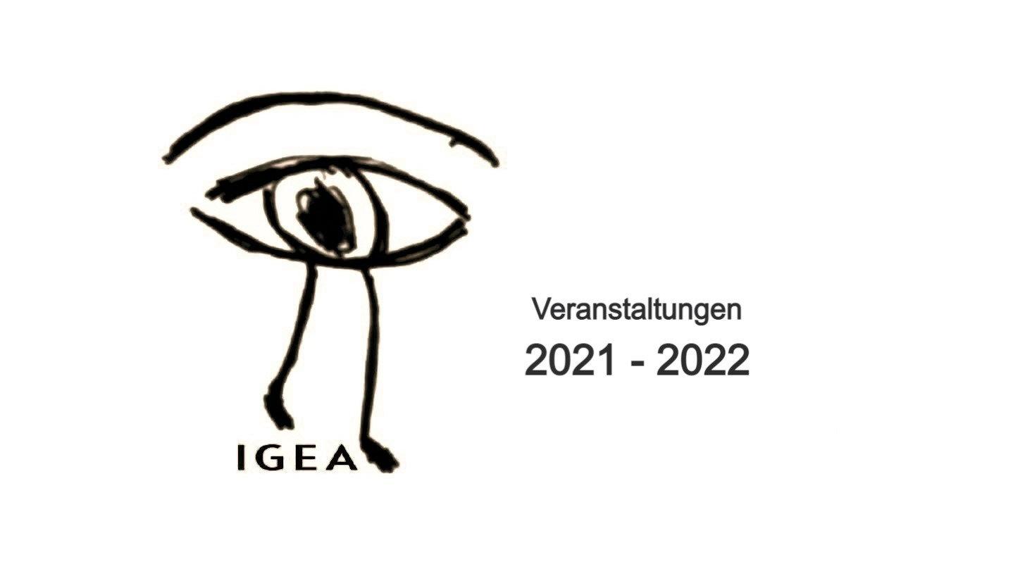 Veranstaltungen 2021 - 2022