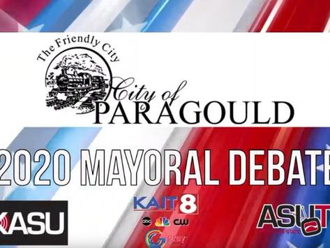 Paragould 2020 Mayoral Debate