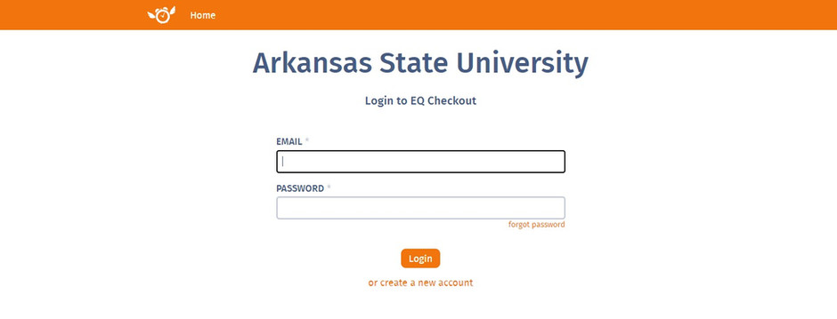 Changes in Equipment Checkout Process
