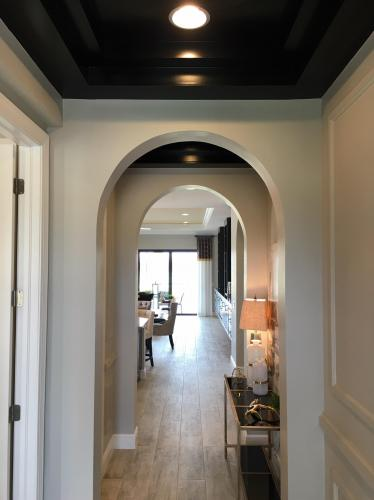 Interior House Painting Hallway FL