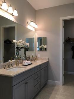 Painted Bathroom Detailed 2