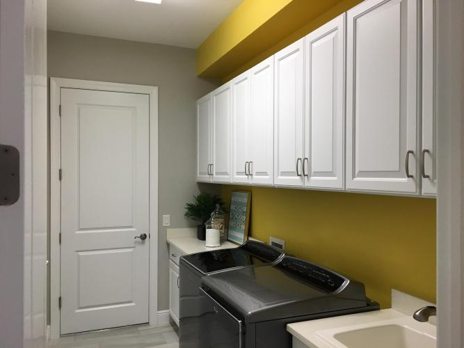 Laundry Room Walls Painting