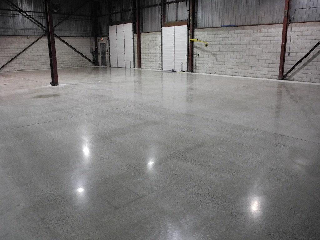 Commercial Epoxy Floor Coating Naples FL