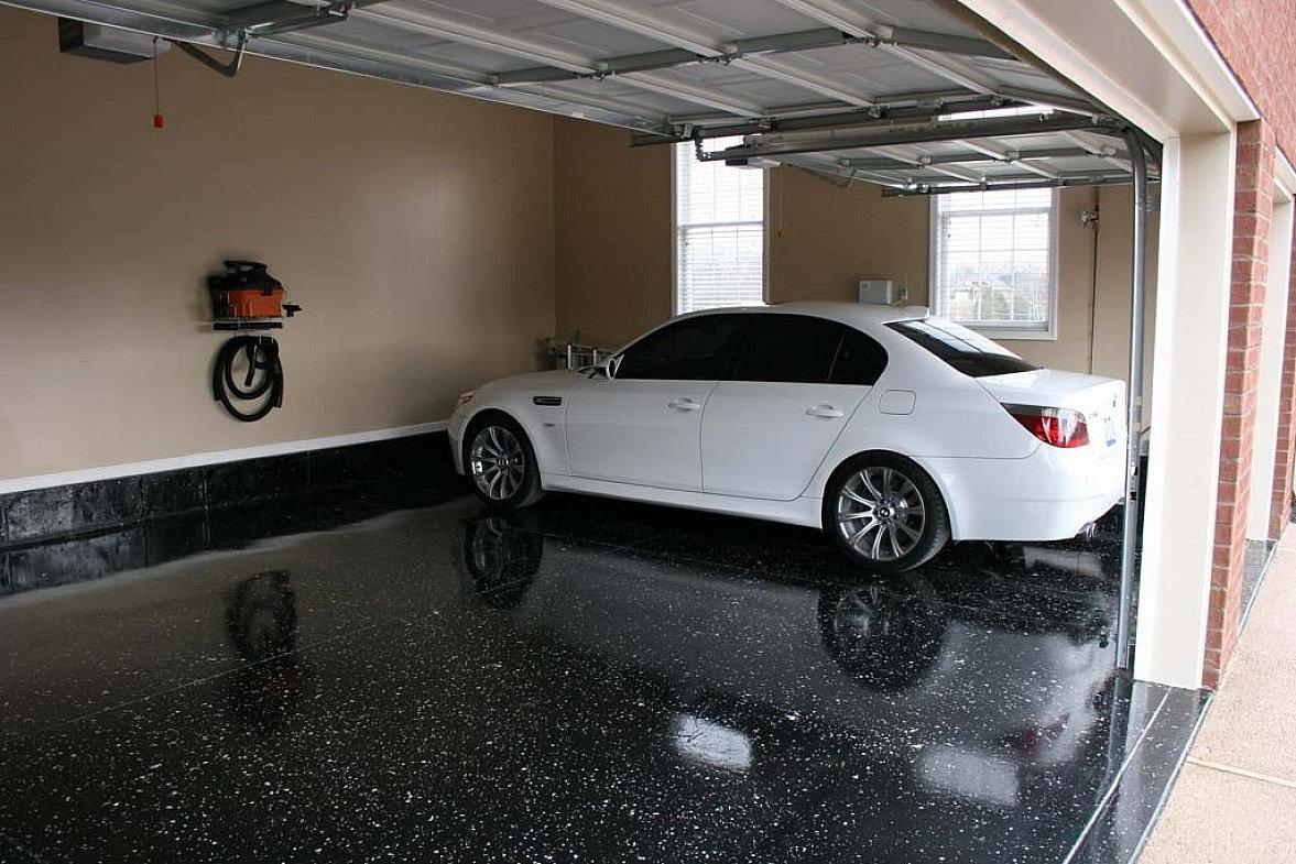 Epoxy Garage Floor Coating Naples FL