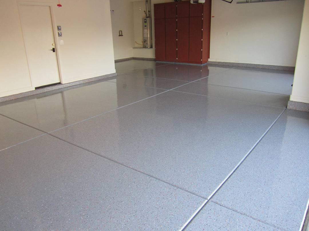 Garage Epoxy Floor Coating Naples FL