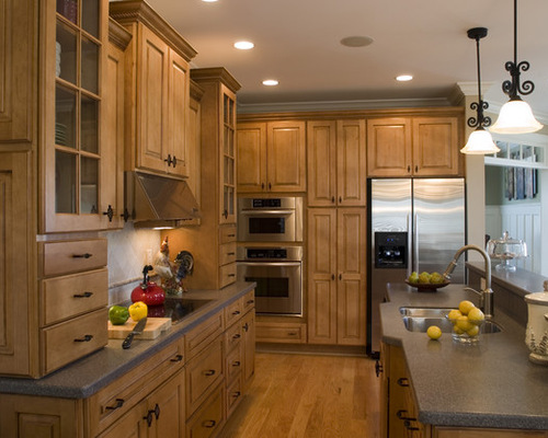 Maple Java Gel Stain Cabinets Painting