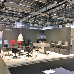 Messestand Four Design 2017