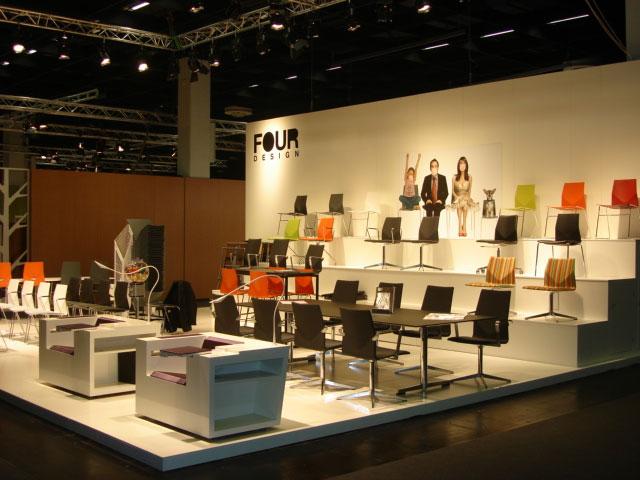 Standdesign Four Design Köln 2012