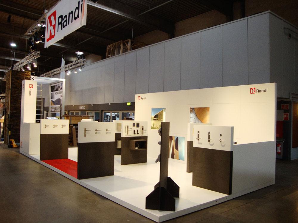 Expo-Tech stand Randi 2014