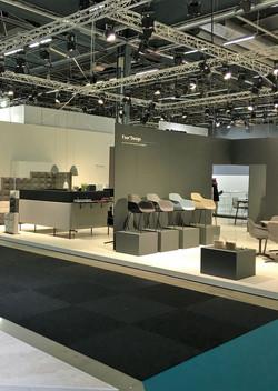 Four Design messestand Expo-Tech
