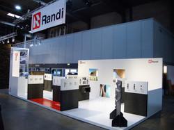 Expo-Tech messestand Randi