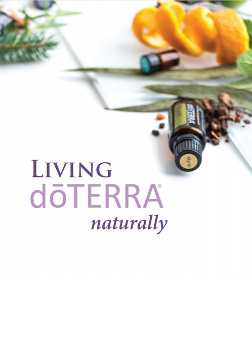 US Intro to doTERRA Trifold Sept 2020 (read description please)