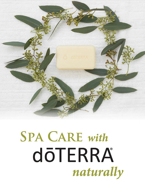 Spa Care Trifold