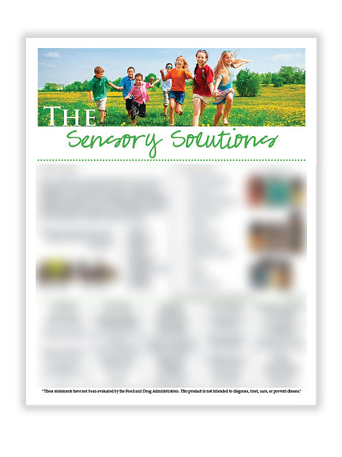 US Sensory Solutions (8.5X11 size)