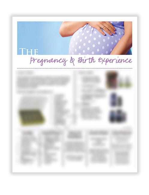 US Pregnancy & Birth Experience (8 5X11 size)