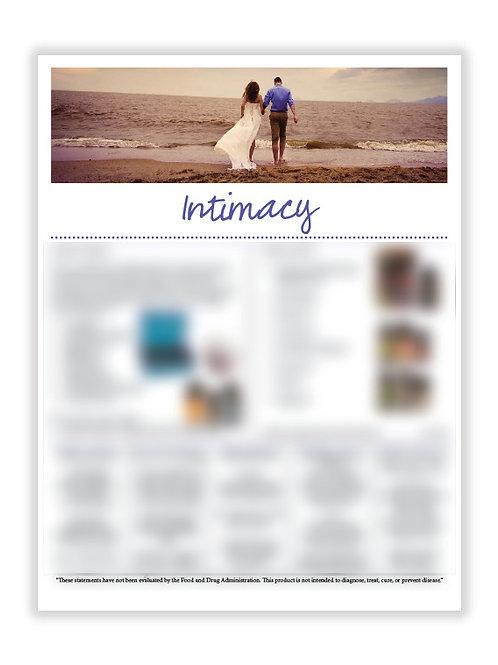 US Intimacy (8.5X11 size)