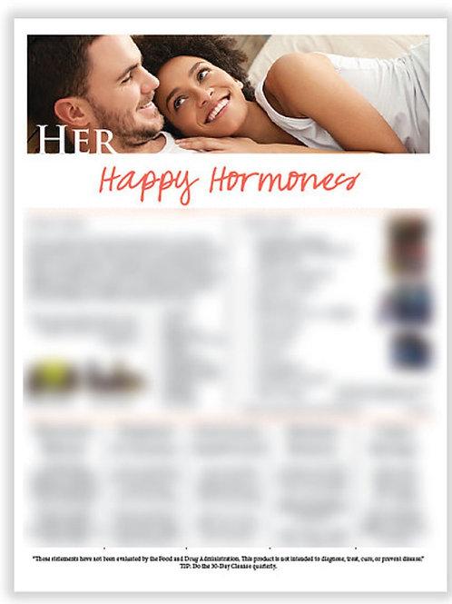 AUS Happy Hormones (Her)