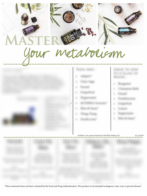 US Master Your Metabolism