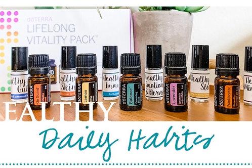 US Healthy Daily Habits
