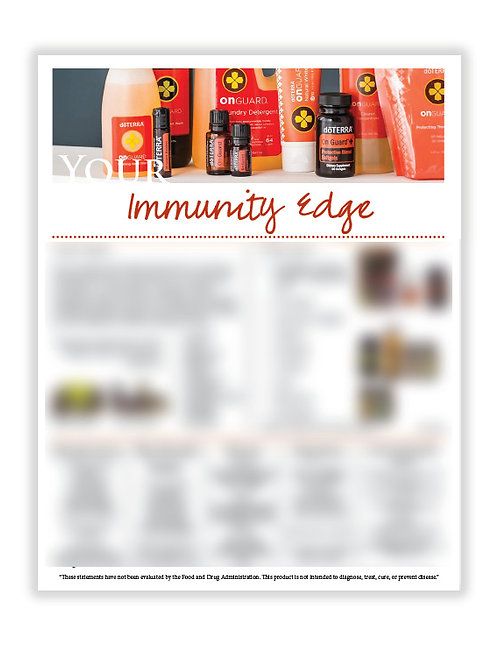 AUS Immunity Edge