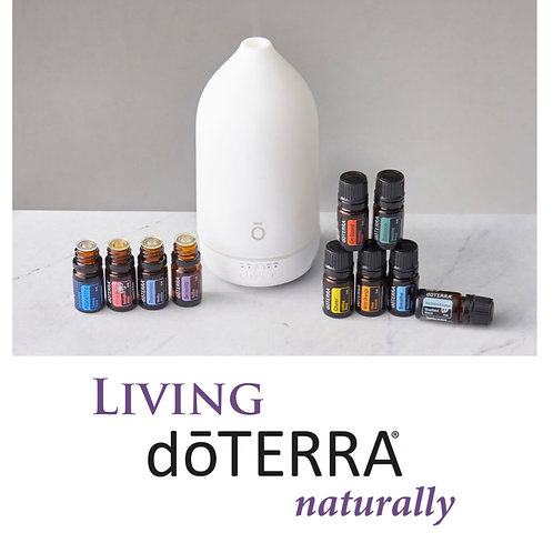 Intro to doTERRA Trifold Living Naturally